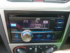 JVC KW-R400 Double Din stereo car radio