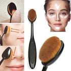 Foundation Oval Pinsel Kosmetik Pro Makeup Puderpinsel Brush Pinsel Zahnbürste