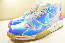 DS NIKE AIR TRAINER 1 2013 SUPER BOWL ICE BLUE 12 CHLOROPHYLL NFL 91 SC MAX 90