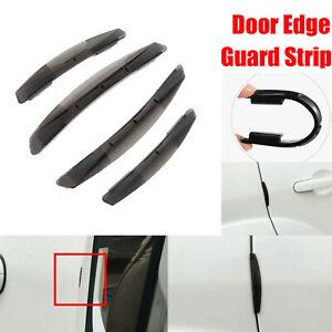 4X Car Accessories Door Edge Guard Strip Decorate Anti-rub Scratch Protection