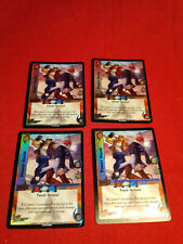 UFS Foil/Promo Cards x4 - King of Fighters - POWER DUNK playset