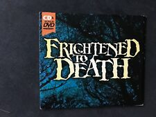 Frightened  to Death CD plus Bonus DVD  Halloween