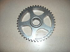 SKIDOO 43 TOOTH 13 WIDE BOTTOM SPROCKET, FITS MANY 1997-09, PART #504148500