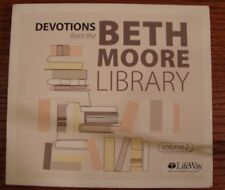 Beth Moore Devotions from the Library Audio 2 CD Set Volume 2 (2013)         914