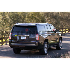 Fit 2015 2016 2017 GMC YUKON Chrome Tailgate Handle Cover Upper Accents Trims