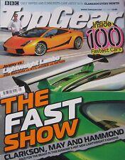 Top Gear magazine 05/2007 featuring Lamborghini, Porsche, Aston Martin, KTM