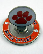 PAC GOLF NCAA METAL POKER CHIP Mondomark Ball Mark Ballmark CLEMSON TIGERS