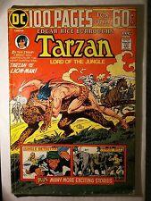 DC Tarzan #231 - Joe Kubert art - 100 page giant size!