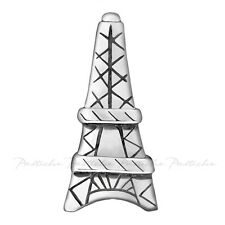 Lovelinks Bead Sterling Silver, Eiffel Tower Bead Fashion Charm Jewelry TT135