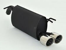 Nil Sport Exhaust Mitsubishi Colt Czc Convertible from Year 2006 1.5l 80kW Turbo