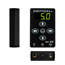 CRITICAL Tattoo CX1-G2 Power Supply With Mount Adapter Black NEW USA