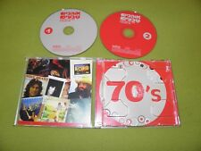 Kate Bush Hollies ABBA Michael Jackson ELO Mike Brant RARE Israel Made Only 2xCD