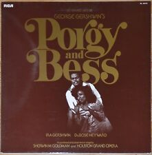 33t George Gershwin - Porgy and Bess (LP)