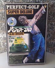 Vintage#  80S Perfect Golf * Super Deluxe Made In Japan#Ashita tenki ni naare