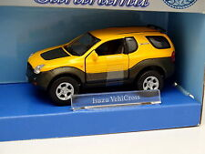 Cararama 1/43 - Isuzu Vehicross Yellow