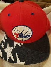 Philadelphia 76ers Michell & Ness League Cap