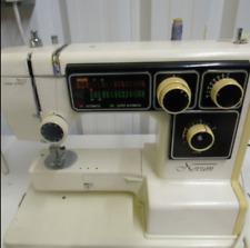 Semi-industrial sewing machine Janome Novum 5000 Heavy duty