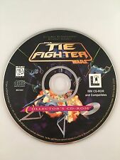 STAR WARS Tie Fighter Wars Collectors CD-ROM  PC GAME