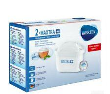 2 Pack BRITA Maxtra Original Water Jug Filter Refill Cartridges, boxed