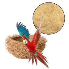 Jute Nesting Material 30g Nest / Fibre Aviary Birds Canaries Nest Filled Gr Cw