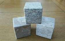Peanut wood cubes / paper weights