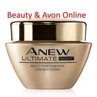 Avon Anew ULTIMATE Multi-Performance Night Cream  **Beauty & Avon Online**
