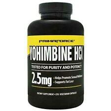 Primaforce YOHIMBINE HCL 2.5mg 90 vegetarian capsules