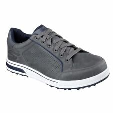 New Mens Skechers Go Golf Drive 2-LX Golf Shoes Charcoal Size 11