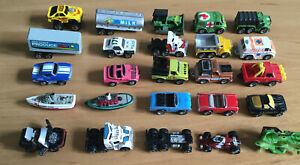 Micro machines bundle - 25 Assorted Vehicles