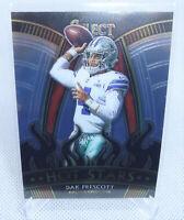 2020 Panini Select Football Dak Prescott Hot Stars Insert Card #HS20 COWBOYS