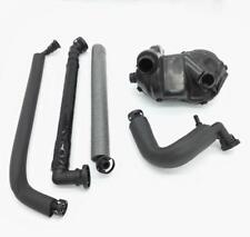 tuyau de reniflard carter Réparation Ventilateur SOUPAPE FILTRE Durite set BMW