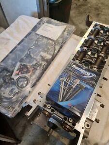 TB48DE Nissan Patrol Patrol GU III Y61 new Cylinder Head Kit (ready to bolt on)