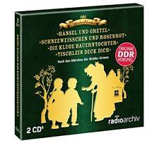 MÄRCHEN-KLASSIKER BOX 1 - HÄNSEL&GRETEL/DIE KLUGE BAUERNTOCHTER/+  2 CD NEW