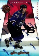 1997-98 Pinnacle Certified Mirror Red #63 Joe Juneau
