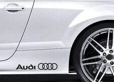 Karosserie-Aufkleber & -Embleme zum Auto-Tuning für Audi mit Logo