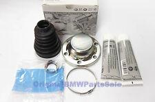 Genuine VW Touareg Q7 CV Joint Boot Kit Axle Faltenbalg Driveshaft Front Inner