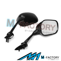 Black Aftermarket Side Mirrors For Yamaha YZF R1 09-14 10 11 12 13 14