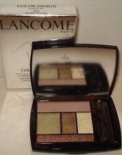 Lancome Color Design 5 Eye Shadow & Liner Palette -  603 Olive Soleil  NIB