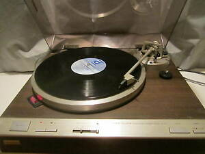 Technics SL-M1 turntable quartz direct drive record player ortofon omp 3e vtg