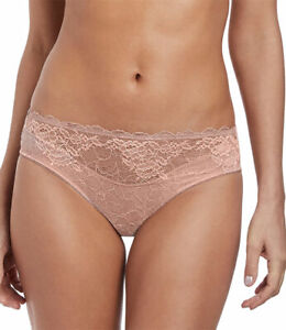 WACOAL SLIP ROSE Taille XL  LACE PERFECTION WE135005RMT