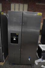 "Whirlpool Wrs315Sdhz 36"" Stainless Side By Side Refrigerator Nob #39331 Hrt"
