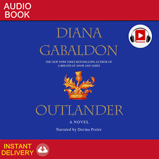 Outlander - Diana Gabaldon / AUDIO BOOK 💥 Unabridged / Instant Delivery