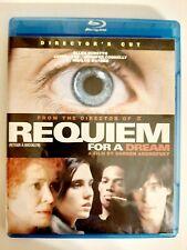 Requiem For A Dream Director's Cut: Blu Ray Like New Mint