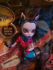 Monster High Freaky Fusion Hybrid Avea Trotter Centaur Harpy Doll -Nrfb