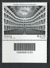 ITALIA 2013 TEATRO COMUNALE BOLOGNA/THEATER/OPERA/MUSIC/OPERA CODICE A BARRE