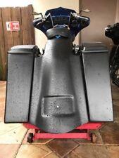 Honda VTX 1300 Hard Saddlebags