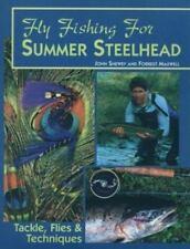 Fly Fishing for Summer Steelhead