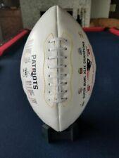 New England Patriots Super Bowl XLIX Champion Souvenir Football