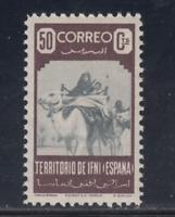 IFNI (1947) MNH EDIFIL 36 NUEVO SIN FIJASELLOS (50 cts) LOTE 2