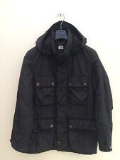 CP Company Nylon Shimmer Multipocket Jacket - Black - Size 48/ M